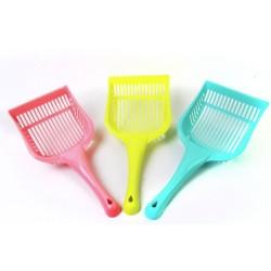 plastic scoop 2 colors