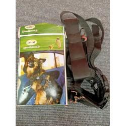 Dog car harness 25mmx50-70cm